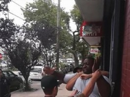 NYPD Already Lying About Strangling Eric Garner To Death