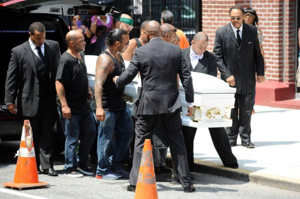Family, Friends Say Goodbye To Eric Garner, The Man Choked To Death By NYPD