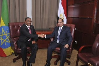 Ethiopia - Egypt : A New Chapter?