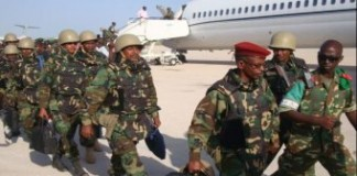 Fresh Headache For Uganda As Ethiopian Army Enters Juba