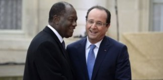 "French President Heads To Africa As Relations Turn ""Traditional"""