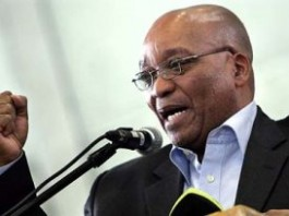 Screw You Africans Zuma Is Here To Defend Palestinians