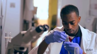 Could This Chicago Teen Cure Colon Cancer Someday?