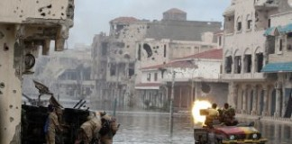Still Torn By Factional Fighting, Libya Is Coming Undone