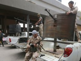 US Evacuates Embassy In Libya Amid Unrest