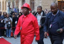 Malema: We're Bringing 50,000 To Johannesburg