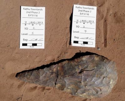 Million-Year-Old Artifacts Found In South Africa