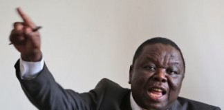 Traitor: Morgan Tsvangirai's Rhodesia Remarks Draws Fire