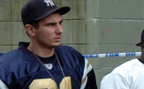 This Is The NYPD Officer Who Strangled Eric Garner