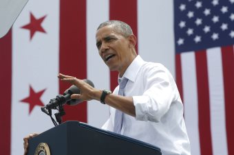 Obama To Republicans: 'Sue Me'