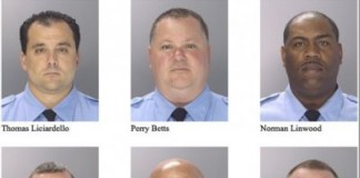 6 Philadelphia Officers Charged With Kidnapping, Robbing Suspects