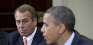 Republican Votes To Sue President Obama
