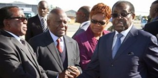 President Mugabe Has Shown Us They Way