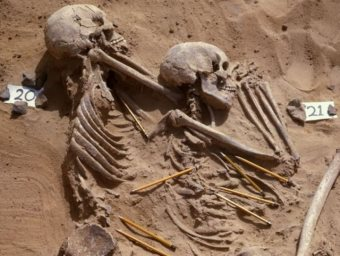 """Ancient Human Remains May Be From World's First """"Race War"""""""