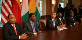 US Late In Courting African Leaders