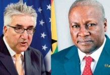 U.S. Embassy Meddling In Ghana Politics Sparks Diplomatic Incident
