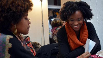 From Hair Care To Racism, Afro-Germans Share Experiences Online