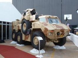 BAE Systems To Sell Land Systems South Africa To Denel