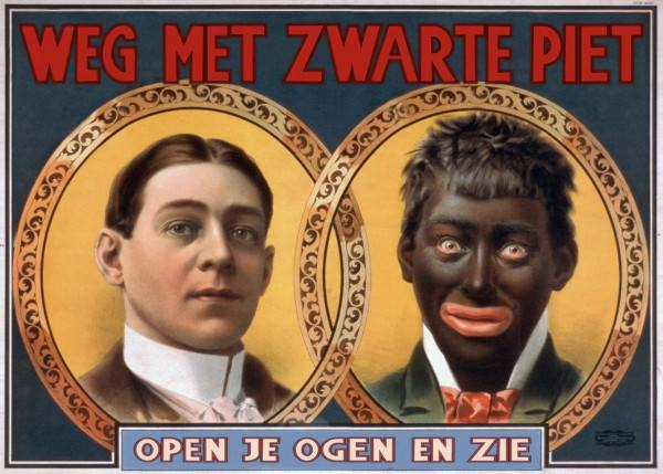 Netherlands: Racist Christmas Character Black Pete To Be Given Makeover