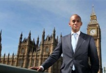 The Man Tipped To Be Britain's First Black Prime Minister