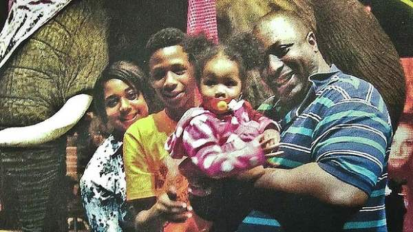 Remembering Eric Garner Father Of Six