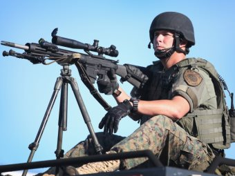 Militarization Of Ferguson: Instruments Of War Deployed Against Civilians