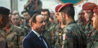 France Consolidates Military Might Forces Africa