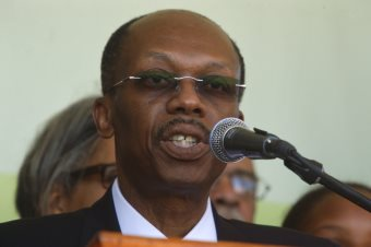 Jean Bertrand Aristide Prevented From Leaving Haiti