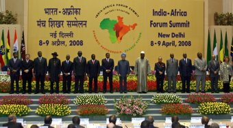 High Noon For India In Africa