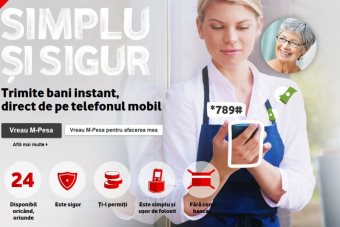 Africa's M-Pesa Mobile Payment System Debuts In Romania