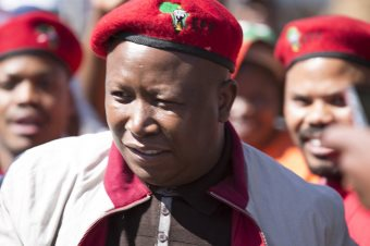 We Will Teach The ANC How To Take Care Of The Poor - Malema
