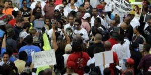 Michael Brown Protesters Nationwide (1)