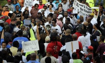 Protests Break Out In Over 100 Cities Over The Murder Of Michael Brown