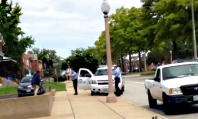 New Graphic Video Shows US Police Shoot And Kill Black Man In Missouri
