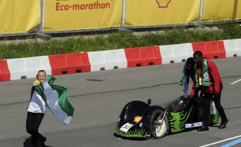 How Made-In-Nigeria Race Car Defeated World Powers