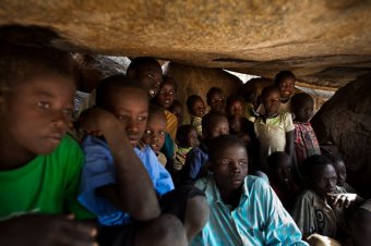 Sudan: Govt Bombings Force Children Out Of Classroom And Into Camps