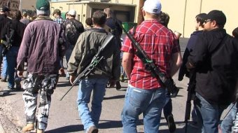 Racist Gun Nuts Still Want To March In Black Neighborhood