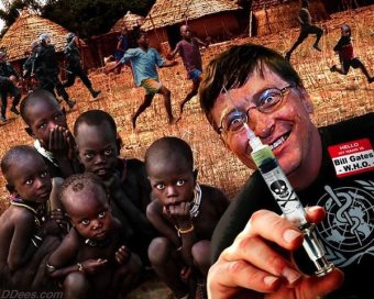 Western Countries Pushing Population Control Agenda In Uganda