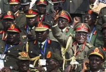 16 Most Powerful Militaries In Africa
