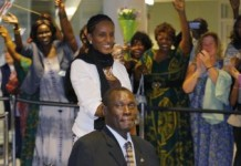 Sudanese Woman Who Escaped Execution Arrives In US