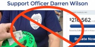 Pressure Grows For GoFundMe To Stop Its 'Support Officer Darren Wilson' Campaign