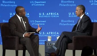 21-Year-Old Zimbabwean Questions Obama On Illegal Sanctions