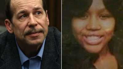 Monster Theodore Wafer Found Guilty Of Murdering Renisha McBride