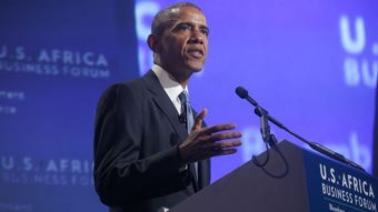 Obama Woos African Leaders To Counter Growing Chinese Influence