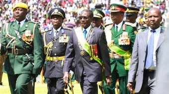 Zimbabwe Defence Forces: The Making Of A People's Force