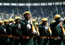 Zimbabwe Defense Forces: Three Decades Of Excellence