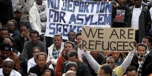 Africans In Israel Mistreated