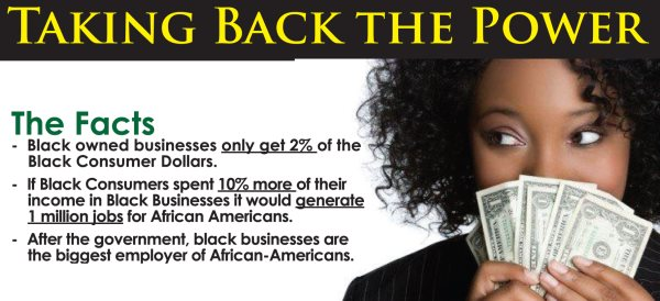 I Have A Challenge: Support Black Businesses