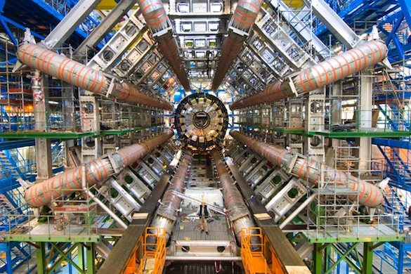 """So-Called """"God Particle"""" Could Destroy The World, Stephen Hawking Warns"""