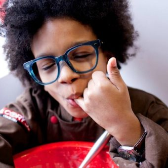 10 Year-Old Cory Nieves Builds Delicious Cookie Empire